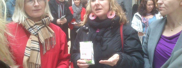 Rödgrön presskonferens angående att Oskarshamns sjukhus blivit utsett till Sveriges bästa